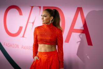 Jennifer Lopez, premiată pentru stilul ei unic. Cum s-a remarcat artista