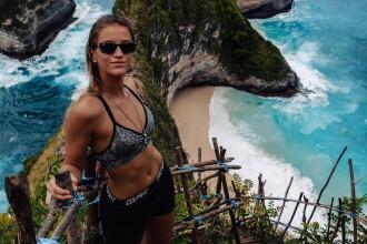 O americancă de 21 de ani - cea mai tânără persoană care a vizitat toate ţările lumii