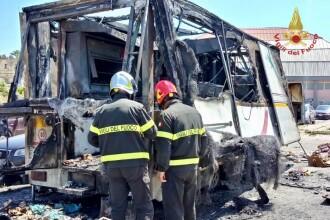 Explozie într-o piață din Italia: sunt 20 de răniți, dintre care 4 grav. VIDEO