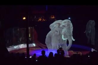 Circul care a renunțat la animale. Publicul a amuțit când a văzut cu ce se umple scena. VIDEO