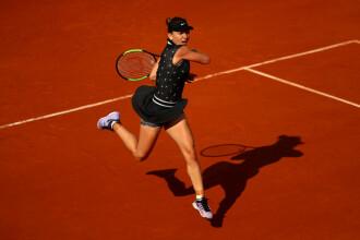 Halep - Anisimova 2-6; 4-6, la Roland Garros. Simona se prăbușește în clasament