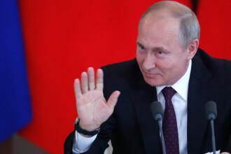 """Amenințarea lui Putin: """"Deasupra capului fiecăruia dintre noi vor fi arme nucleare"""""""