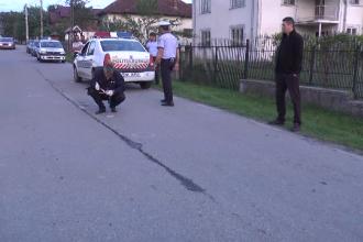 Bărbat înarmat cu toporul, împușcat de polițiști. De ce va ajunge în instanță