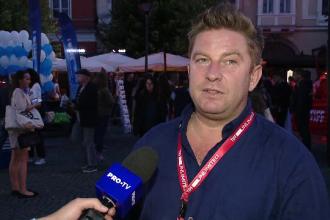 Pavel Bartoș, debut regizoral la TIFF. Reacţia celor 2000 de cinefili