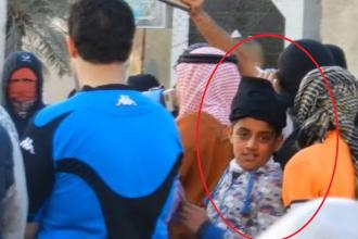 Povestea celui mai tânăr deținut politic din Arabia Saudită. L-au închis când avea 13 ani