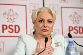 Răspunsul Vioricăi Dăncilă la întrebarea dacă va candida la alegerile prezidențiale
