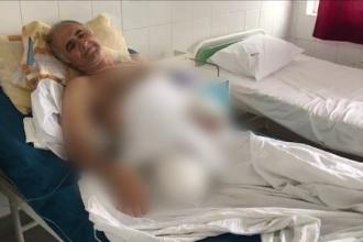 """Bărbatul pentru care elicopterul SMURD nu a venit: """"Pentru un senator s-a dus la Suceava"""""""