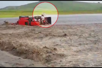 Tablou înfricoșător în țară, în urma inundațiilor. Un bărbat a murit luat de ape în Vrancea