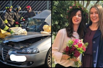 Tragedie în Italia: o româncă a murit într-un accident, alături de 2 prietene. Mergeau în vacanță