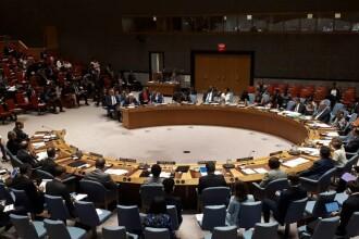 Mesajul României după eșecul votului în Consiliul de Securitate al ONU