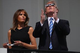 """Donald Trump a atacat NASA și a șocat din nou: """"Luna este o parte din Marte"""""""