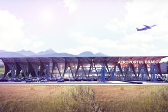 Aeroportul internaţional din Braşov ar putea fi gata în doi ani. Stadiul lucrărilor