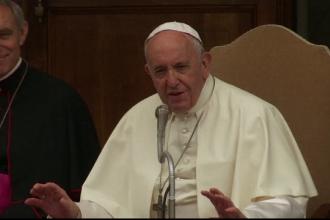 Secretul dezvăluit de Papa Francisc în timpul unui eveniment rar, la Vatican