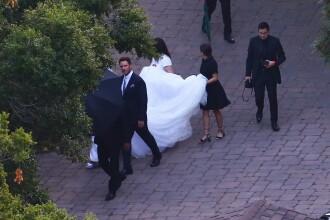Chris Pratt s-a căsătorit cu una din fiicele lui Arnold Schwarzenegger. Primele imagini