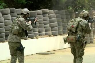 Armă de ultimă generație, produsă în România. Trupele speciale au testat-o