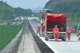 Autostrada Soarelui, reparată în plin sezon estival. Drumul spre mare durează acum 5 ore