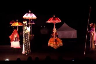 Începe Festivalul Internațional de Teatru de la Sibiu: 3300 artiști, 300 spectacole