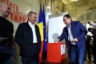 Șanse mici pentru moțiunea de cenzură a PNL. Înțelegerea făcută de Victor Ponta cu PSD