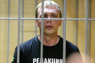 Rusia îl eliberează pe Ivan Golunov, după ce a văzut ce susținere uriașă are jurnalistul