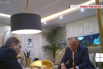 """Nouă înregistrare cu Igor Dodon: """"Acord secret"""" pentru """"federalizarea"""" Moldovei. Reacția sa"""