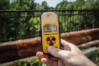 Primele imagini din interiorul centralei nucleare de la Cernobîl. Detaliile surprinse