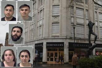 Cum au scăpat de închisoare niște hoți români prinși în timp ce furau parfumuri Dior în UK