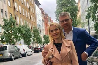 În ziua CExN al PSD, Gabriela Firea se află la Londra: #mavoiintoarce
