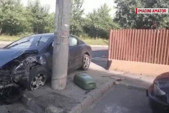 Un șofer de 70 de ani a provocat un accident mortal în Pitești. Alți 4 oameni au fost răniți