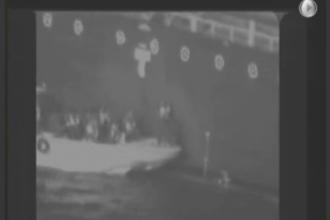 """La un pas de conflict. Înregistrarea """"cu atacul din Golf"""" publicată de armata SUA. Reacţia Rusiei"""