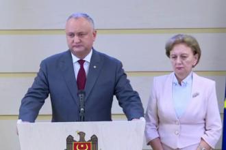 """Igor Dodon avertizează că """"victoria nu e finală"""", deși Guvernul lui Plahotniuc a cedat puterea"""