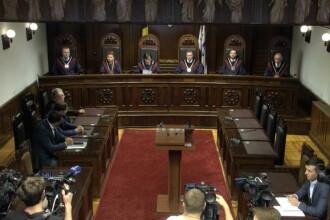 Curtea Constituțională din Republica Moldova s-a răzgândit și își anulează hotărârile
