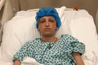 La 14 ani, se luptă cu o boală gravă și are nevoie de ajutor. Puteți dona și prin SMS