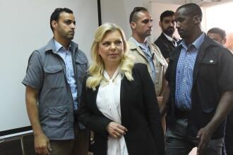 Sara Netanyahu, găsită vinovată de utilizare abuzivă de fonduri publice. Pedeapsa primită