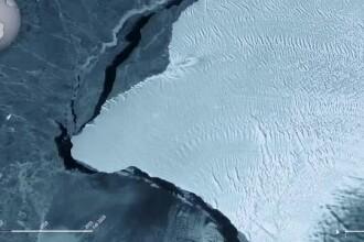 Catastrofă în Groenlanda: 2 miliarde de tone de gheață s-au topit într-o săptămână