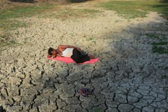 Temperaturi extreme în India. 49 de persoane au murit din cauza căldurii