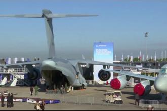 """Acord pentru construirea unui avion """"invizibil"""" european, de 100 de miliarde de euro"""