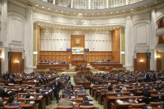 Parlamentul a respins proiectul privind grațierea