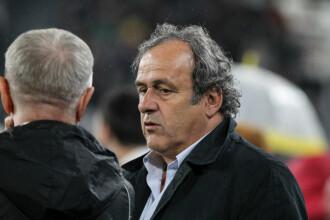 Michel Platini, reținut și cercetat pentru cum a atribuit Cupa Mondială Qatarului
