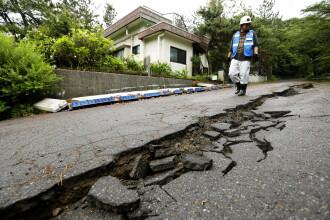 Cutremur cu magnitudinea 6,1 în Japonia. Anunţul făcut de autorităţi