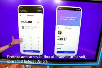 Facebook lansează moneda virtuală Libra