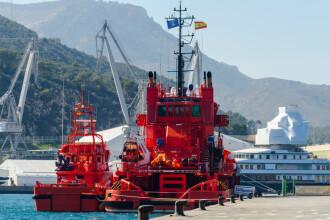 Ce au găsit poliţiştii spanioli la bordul unei nave din Moldova. Ţara n-are ieşire la mare