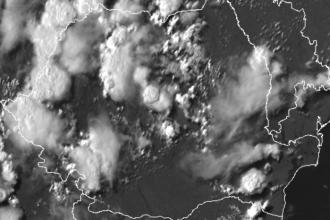 Avertizare meteo. Cod galben de ploi torenţiale, vijelii şi grindină, în majoritatea țării