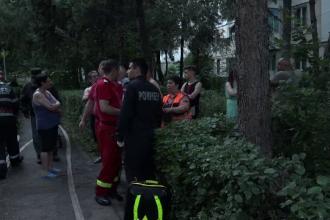 """Tragedie în Buzău, în urma unui incendiu. """"M-am trezit din somn, era plin de fum"""""""
