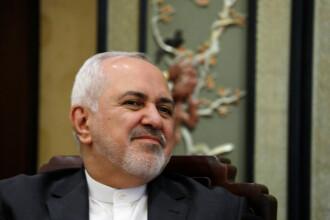 """Ce urmează să facă Iranul în cazul """"agresiunii americane"""". Anunțul ministrului de Externe"""