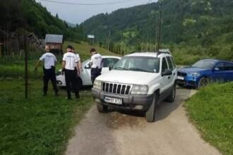 Fetiță de 7 ani împușcată de un polițist aflat în urmărirea unei mașini, în Maramureș
