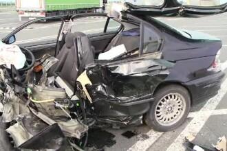 Un copil de 5 ani și doi adulți, uciși de un șofer băut. Vinovatul a fugit pe jos