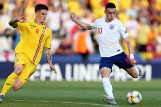 Selecţionerul echipei Anglia U21, dezamăgit după înfrângere. Ce spun suporterii britanici