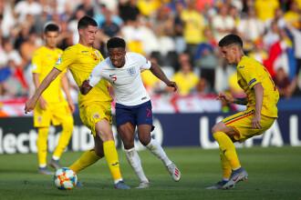 """Ce scrie presa străină după ce România U21 a bătut Anglia, """"într-un meci nebun"""""""