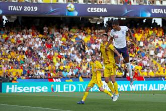 """UEFA Under-21 Championship, reacţie după meciul câştigat de tricolori: """"WOW! România"""""""