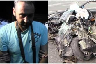 Prima reacție a șoferului care a ucis 3 oameni după ce a condus băut pe A1
